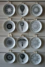 wall decorating plates decorative wall plates for hanging india