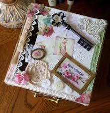 Decorating Cigar Boxes How to Decorate Cigar Boxes Altered Cigar Box Pinterest 88