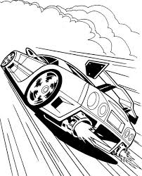 Small Picture Fast Cars Coloring Pages Great Top Free Printable Colorful Cars