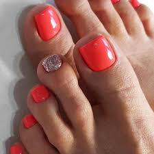 Toe Nail Colors And Designs Toenails And Pedicure Trending Design Ideas Toe Nail Color