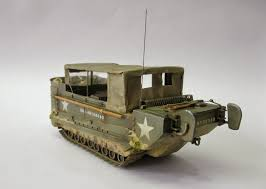 panzerserra bunker military scale models in 1 35 scale m29c studebaker m29c amphibious carrier weasel left side