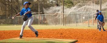 Baseball Athletics Information Parks And Recreation