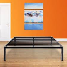 slate bed frame. Wonderful Slate Sleeplanner 16inch QueenSize Dura Metal Steel Slate Bed Frame OVS3000 On