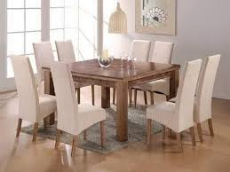Classic Square Kitchen Table For 8 With Small Rugs   Crypto News.com