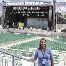 State Fair Grandstand Guru Shares How She Almost Booked