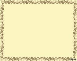 Brown Powerpoint Background Brown Frame Ppt Template Is One Of Fppt Coms Frame Background