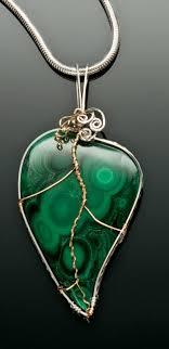 diy wire pendant
