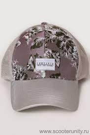 Купить <b>Бейсболка TRUESPIN Blossom</b> Trucker Grey по цене 1 290 ...
