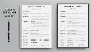 Printable Cv Templates Printable Resume Template 35 Free Word Pdf Documents