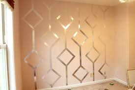 Astounding Paint Designs On Walls With Tape Ideas 63 In Modern House With Paint  Designs On