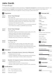 Summary Resume Example Constructionect Manager Resume Sample Doc Cv Example Uk