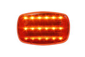 Battery Operated Amber Led Lights Amazon Com Amber Led Battery Operated Magnetic Safety