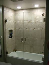 Glass Doors For Bathtub Glass Shower Door For Bathtub 61 Bathroom Style On Removing Glass