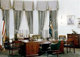 oval office chair. The Eisenhower Oval Office, Circa 1956 (Eisenhower Library) Office Chair