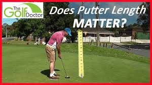 Putter Length Chart How To Measure A Putter Length Definitive Guide For Beginners