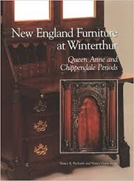 New England Furniture at Winterthur Queen Anne and Chippendale