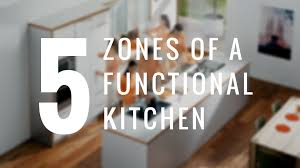 Functional Kitchen The Five Zones Of A Functional Kitchen Superior Cabinets