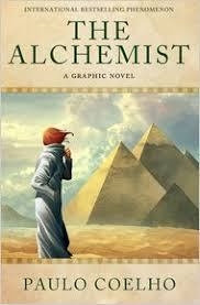 graphic novel of the alchemist words into pictures the new harperone the cover of the graphic novel version of ldquothe alchemistrdquo by paulo coelho