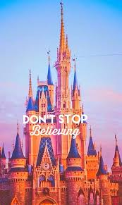 iphone wallpaper disney world. Fine Wallpaper Donu0027t Stop Believing To Iphone Wallpaper Disney World I