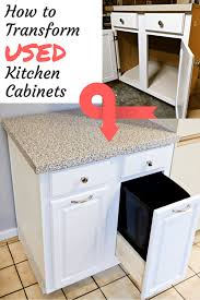 When You Buy Used Kitchen Cabinets, You Save Money AND Keep Them Out Of  Landfills