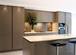 handleless kitchen design. open plan handleless kitchen contemporary-kitchen design