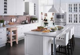 Rolling Kitchen Cart Ikea Brilliant Simple Kitchen Island Ikea Great Furniture Interiors