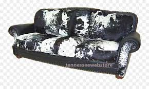 sofa bed couch cowhide clic clac leather bed png 869 537 free transpa sofa bed png