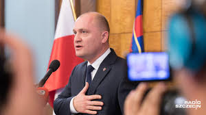 Image result for prezydent szczecina piotr krzystek