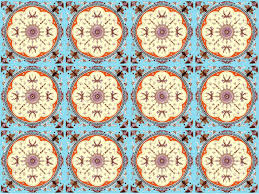 Moroccan Tile Pattern Adorable Moroccan Tile Pattern BackgroundColorful Vintage Ceramic Tiles