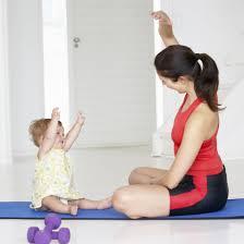 5 reasons postpartum exercise is easier