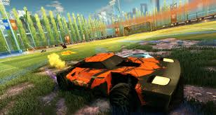 rocket league out today free for ps plus members image