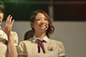 笑顔がかわいい岩瀬佑美子
