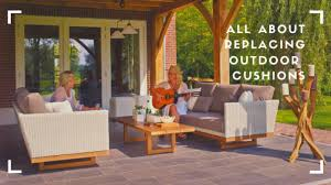 patio outdoor replacement cushions