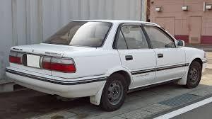 File:Toyota Corolla 1989 Rear.jpg - Wikimedia Commons