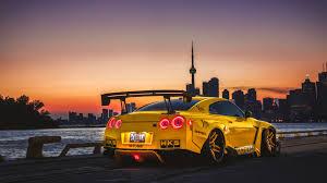 Nissan GTR Canada 4k nissan wallpapers ...