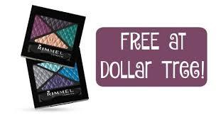 new rimmel makeup coupon free at dollar tree