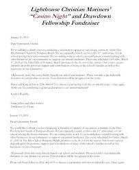 Donation Letter Templates Doc Free Premium Templates Sample