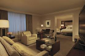 Expanded One Bedroom Suite The RitzCarlton New York Battery Park - One bedroom suite