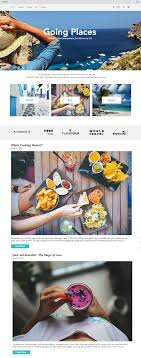 Bloggers Rejoice New Website Templates Just For You