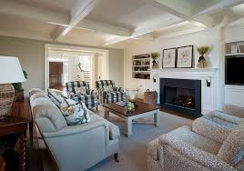 Private Residence, Newtown Square, PA traditional-living-room