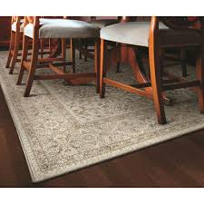 couristan marina st tropez champagne rectangular 5 ft 3 in x 7 ft 6 in rug