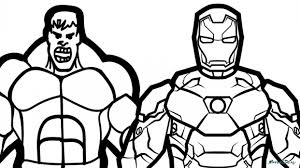 The invincible iron man and the incredible hulk must join forces to save the earth from its greatest threat yet! Beautiful Hulk Chibi Coloring Pages Anyoneforanyateam