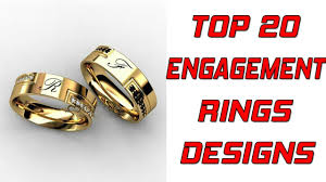 The Best Wedding Rings Designs Top 20 Gold Engagement Ring Designs For Men Gold Wedding