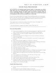 Fashion Merchandiser Resume Objective Sample Visual Merchandising