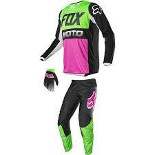 Fox Racing 2020 180 Combo Fyce Motosport