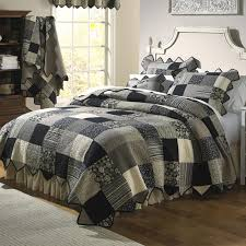 Paris Patch Quilted Bedding, Quilted Bedding Sets - Donna Sharp & Quilt, Paris Patch ... Adamdwight.com