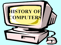 of computer history of computer