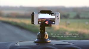 carcamapp iphone car dash cam out now youtube