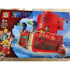 Tổng hợp Lego One Piece giá rẻ, bán chạy tháng 9/2021 - BeeCost