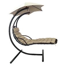 hanging lounge chair. Contemporary Chair Retreat Hanging Lounge Chair With Cushion On S